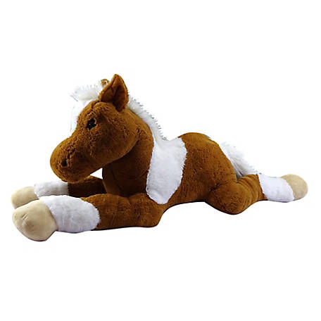 Red Shed Laying Horse Plush Doll 48 In At Tractor Supply Co