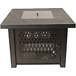 Pleasant Hearth Walden Gas Fire Pit Table