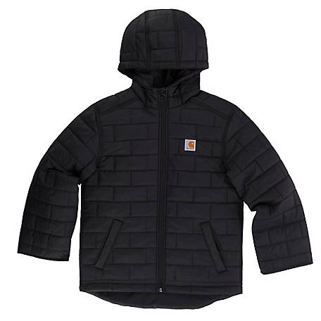 Carhartt Boy's Gilliam Hooded Jacket