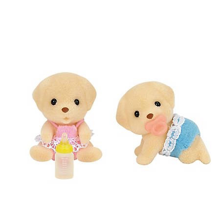 Calico Critters Yellow Lab Twins at Tractor Supply Co
