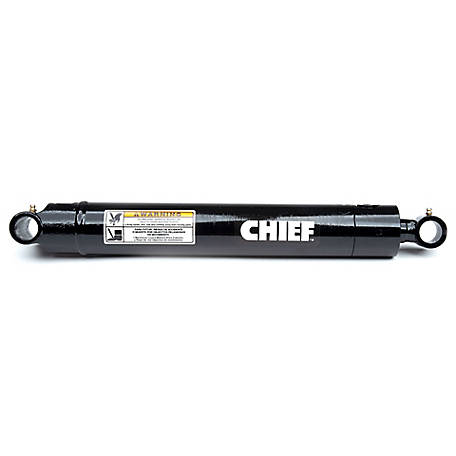 Chief WX Welded Hydraulic Cylinder, 1.5 Bore x 4 Stroke