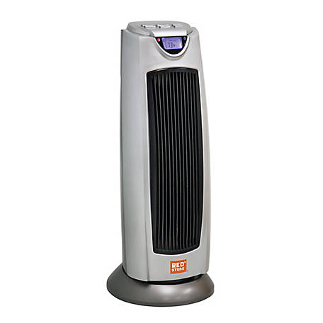 RedStone Ceramic Tower Heater with Remote, CZ499RTS