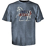 Tractor Supply Co. Women's Americana Liberty & Freedom Graphic T-Shirt