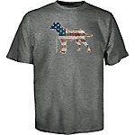 Tractor Supply Co. Kid's Americana Heritage Lab Flag Graphic T-Shirt
