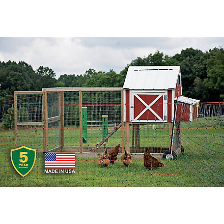 Powerfields Electric Poultry Pen Netting
