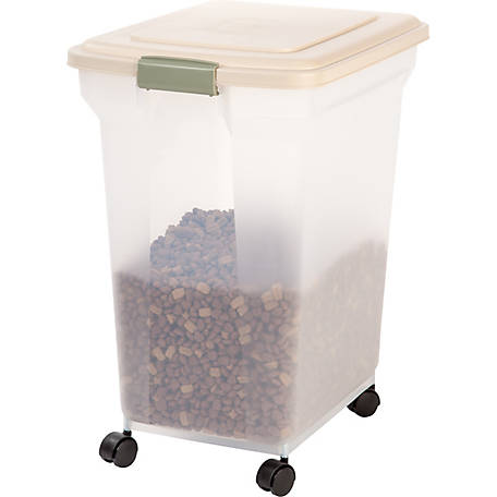 IRIS USA 67 qt. Airtight Pet Food Container