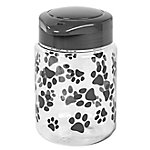 IRIS USA Pet Treat Jar, 64 oz.