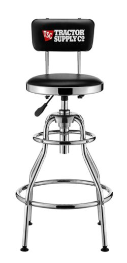 Shop TSC Pneumatic Swivel Shop Stool at Tractor Supply Co.