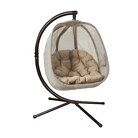 Flowerhouse Hanging Egg Chair, FHEC100-BRK