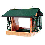 Royal Wing Large Premier Feeder with Suet Cages