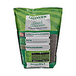 GreenView Fairway Formula Seed Success Biodegradable Mulch with Fertilizer, 10 lb.
