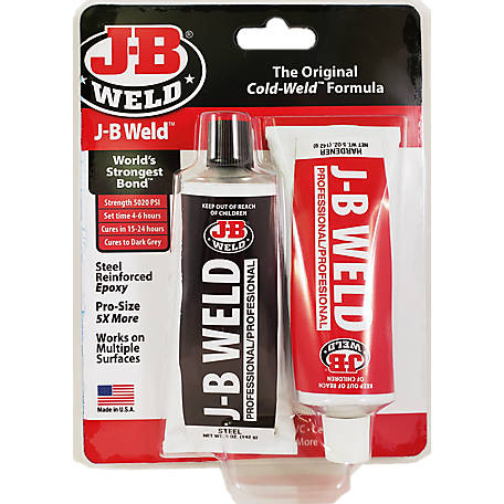 J-B Weld Original, 5 oz., Pack of 2