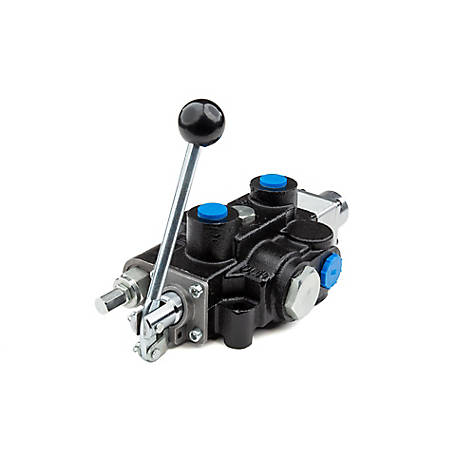 Chief Directional Control Valve (RLD Series), 25 GPM, 1 Spool, Spring Center Detent