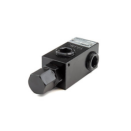 Chief SL Series High Pressure Relief Valve, 16 GPM, 1000-2500 PSI Adj. Range