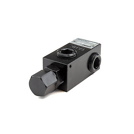 Chief SL Series High Pressure Relief Valve, 20 GPM, 1000-2500 PSI Adj. Range
