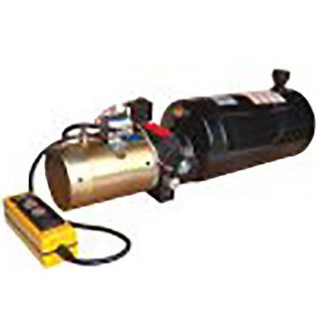 Maxim Hydraulic Power Unit (12V DC, Double Acting), 1.5 Flow, 8 qt. Tank
