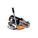Maxim Hydraulic Power Unit (12V DC, Single Acting), 1.3 GPM, 3/8 in. NPT Ports, 3000 PSI, 6 qt. Steel Tank