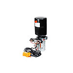 Maxim Hydraulic Power Unit (12V DC, Double Acting), 1.3 GPM, SAE 6 Ports, 2500 PSI, 1 Gallon Poly Tank