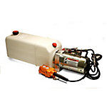 Maxim Hydraulic Power Unit (12V DC, Single Acting), 1.3 GPM, SAE 6 Ports, 2500 PSI, 2 Gallon Tank