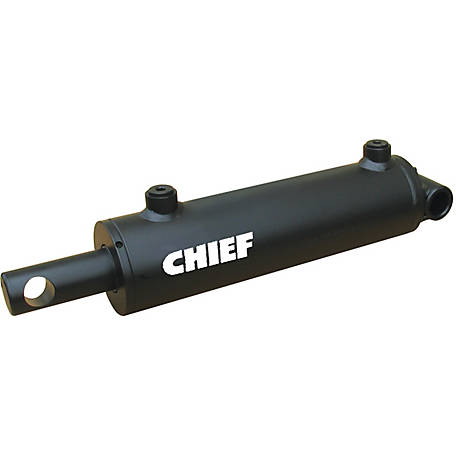Chief WP 3000 PSI Welded/Pineye Cylinder, 4 in. x 48 - 2 in. Rod Dia.