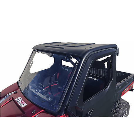 Extreme Metal Products Full-Size Polaris Ranger Polyethylene Top