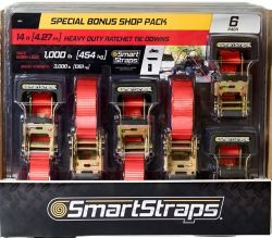 Shop 6 pack 14 ft. Ratchet Straps at Tractor Supply Co.