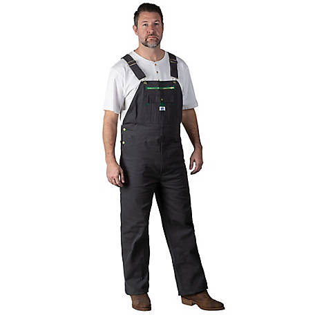 Liberty Men's 10 oz. Duck Bib Overalls