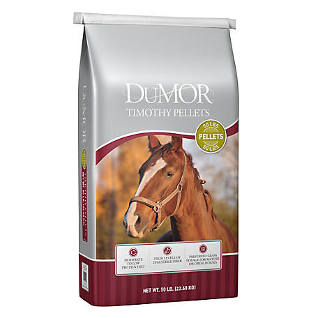 DuMOR Timothy Pellet, 50 lb. Bag