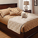 Innovative Textile Solutions Faux Suede Twin Bed Protector