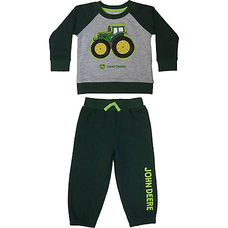 John Deere Boy S Infant Tractor T Shirt At Tractor Supply Co