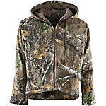 C.E. Schmidt Women's Realtree Edge Camouflage Sherpa-Lined Hooded Jacket