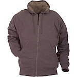 C.E. Schmidt Men's Sherpa-Lined Zip-Front Hooded Fleece Sweatshirt