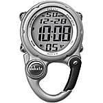 Dakota Mini Digital Clip Watch, Silver