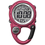 Dakota Mini Digital Clip Watch, Pink