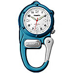 Dakota Mini Clip Microlight Carabiner Watch, Aqua