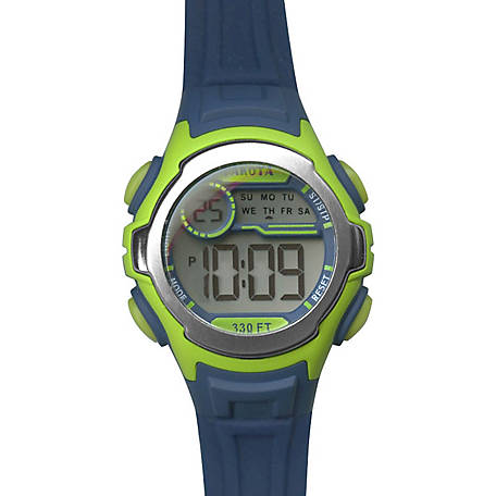 Dakota Kid's Digital Stingray Watch, Navy