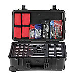 JobSmart 324-Piece Mechanic's Tool Set with Water-Resistant Case