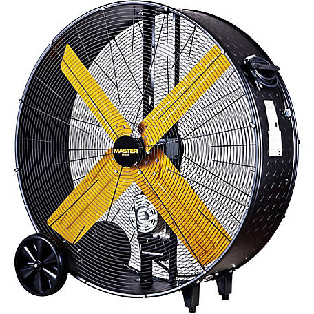 Master 42 in. High Capacity Belt-Drive Fan, MAC-42-BDF