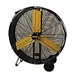 Master MAC-30D High Capacity Direct-Drive Barrel Fan, 30 in.