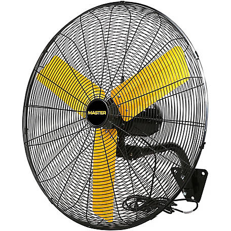 Master 30 in. Wall Mounted Fan, MAC-30W