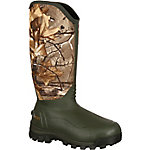 Rocky Men's 16 in. Realtree Xtra Core Neoprene Insulated Rubber Boot