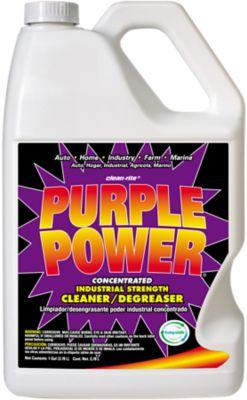 Buy Clean-Rite Purple Power Industrial Strength Cleaner/Degreaser; 1 gal. Online
