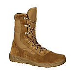 Rocky Men's 8 in. Coyote Brown C7 Lace-Up Boot