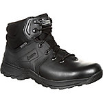Rocky Men's 6 in. Black Alpha Tac Waterproof Lace-Up Boot