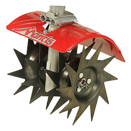Mantis Aerator Attachment For 7000 Series 9 In Tillers 4222 At Tractor Supply Co