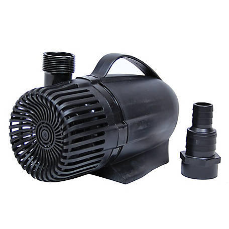Pond Boss 5000 GPH Waterfall Pump