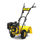 Champion Power Equipment 19 in. Dual Rotating Rear Tine Tiller with Self-Propelled Agricultural Tires