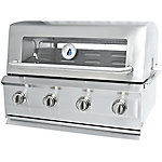 3 Embers Drop-In 4-Burner Gas Grill, GAS8490AS