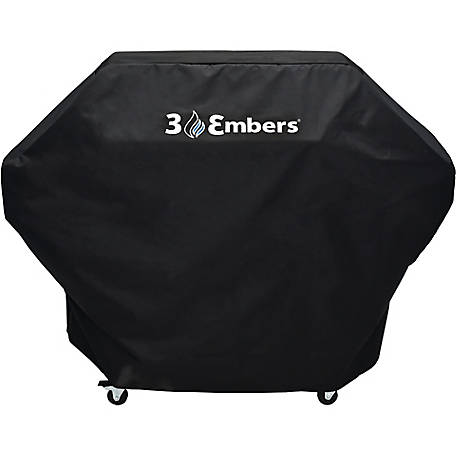 3 Embers 57 in. Premium Grill Cover, CVR7480BS