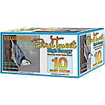 Pine Tree Farms Bird Tweet Suet Hi Energy, 10-Pack